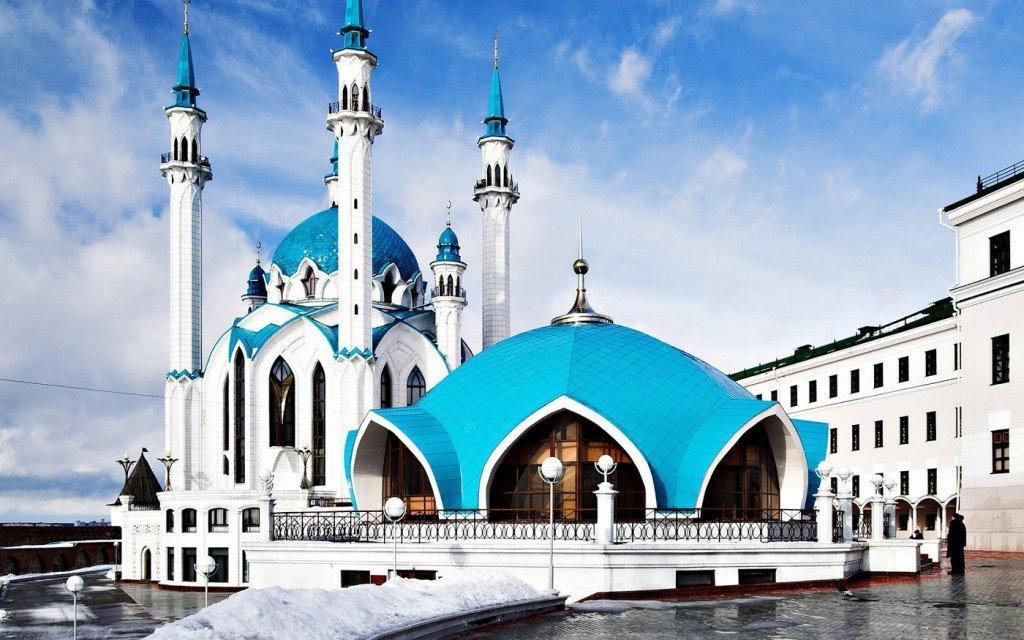 Мечеть мадина в казани