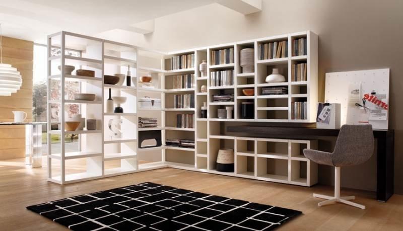 """Книжные полки в гостиной """" - карточка пользователя ol.sergiy."""