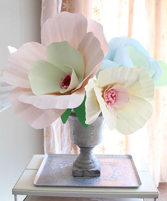 Очень нежные цветы