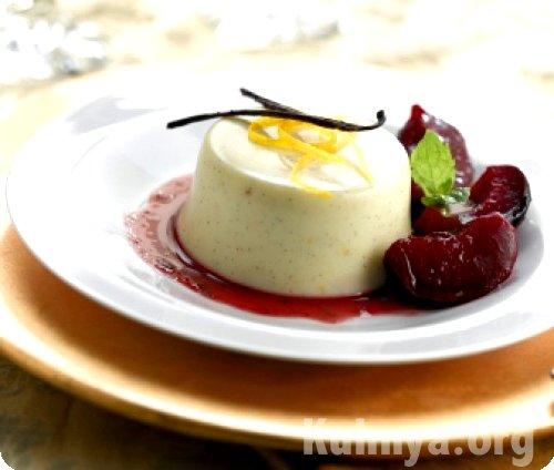 Молочные десерты рецепты с фото