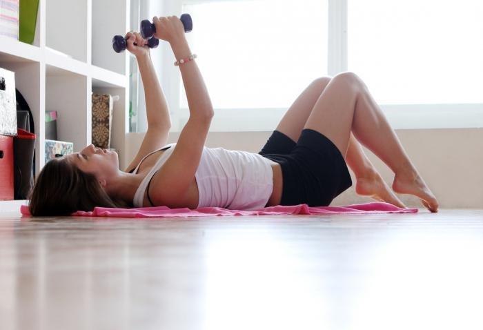 Здоровье как похудеть в домашних условиях 56