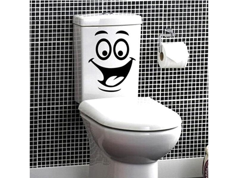 Днем рождения, картинка туалет прикол