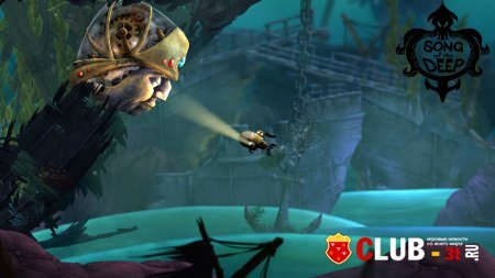 Song of the Deep Trainer version 06.08.2016 64bit + 4