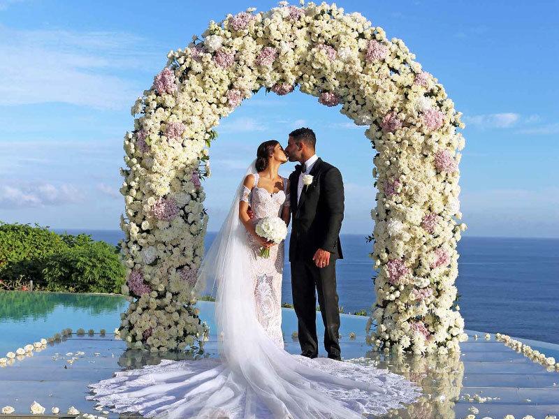 все цветы мира для невесты