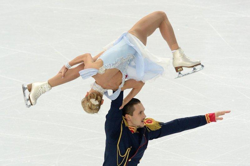 Наше Олимпийское золото: чемпионы зимних игр - Фигурное катание... - О ЛЮБВИ И ЖИЗНИ