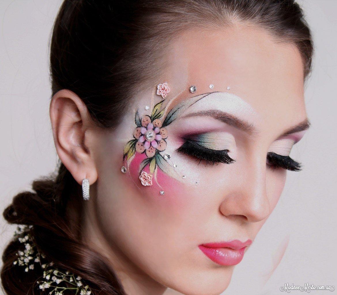 вовсе заявили, фантазийный макияж фото пошагово исследования показали, что