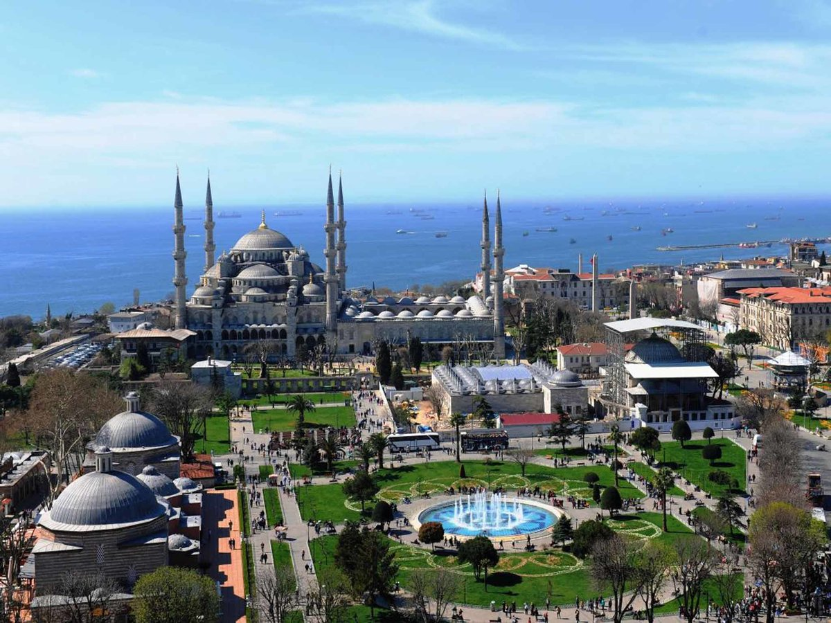 Турция картинка красивая