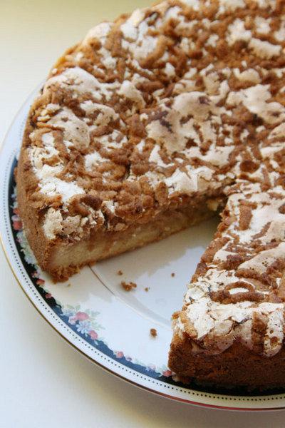Рецепт вкуснейшего яблочного пирога для тех, кому надоела шарлотка.
