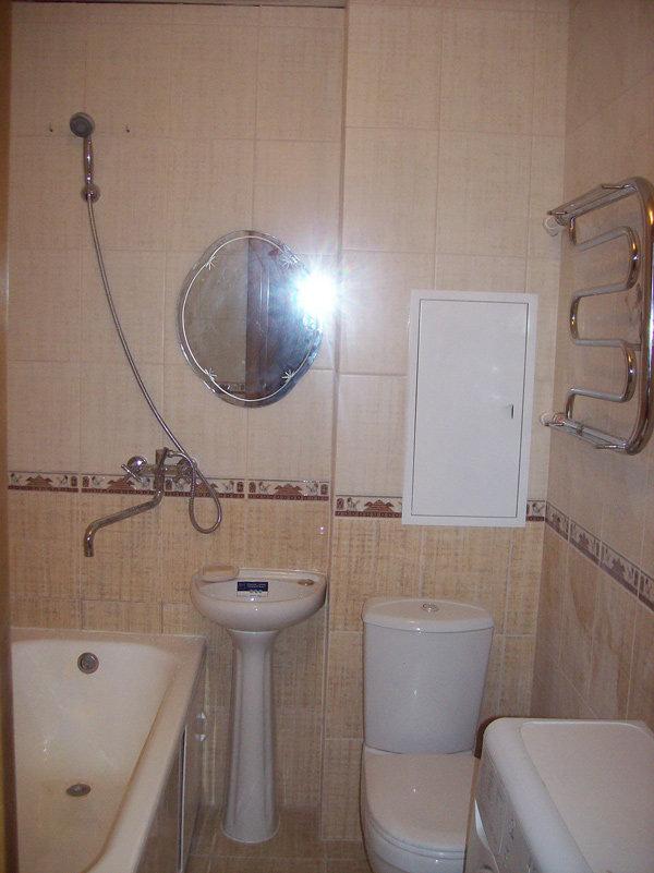 ванные комнаты фото для эконом