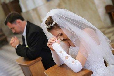 фото брак у католиков