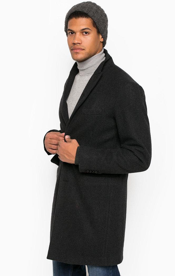 Пальто ARMANI JEANS происхождение бренда  Италия производство  Китай  материал  49% полиэстер, e691dfaea71