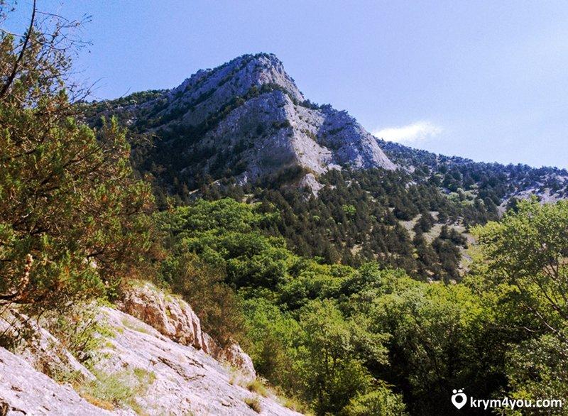 Чернореченский Каньон  Чернореченский каньон самый большой и самый длинный в Крыму, его длинна около 12 км. Свое начало Чернореченский каньон берет от Байдарской долины и заканчивается в районе Инкерманской долины. Каньон был прорезан горными реками много