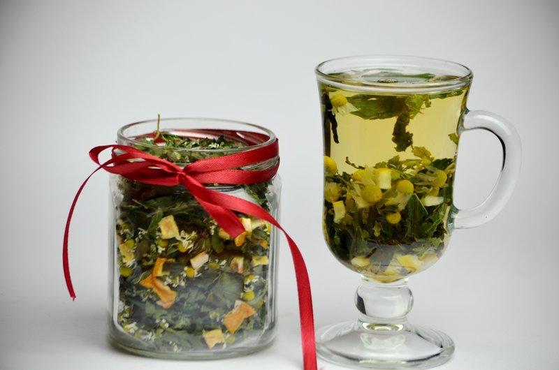 Чай для релакса ….. оммммммм :-)