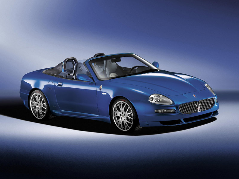 "Maserati Spyder ""90th Anniversary"""