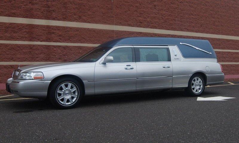Lincoln Town Car Funeral Coach