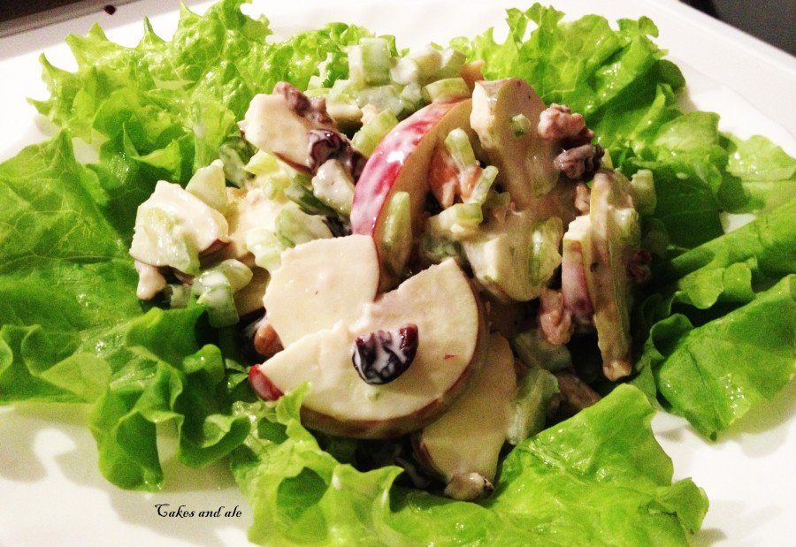 своим салат уолдорф рецепт с фото представлены фото нарощенных
