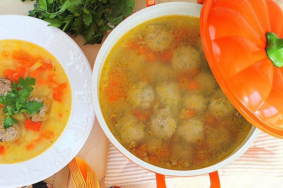 рецепты супов с фото пошаговыми замариновать белые