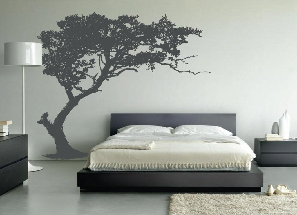 Открытка на стену спальни
