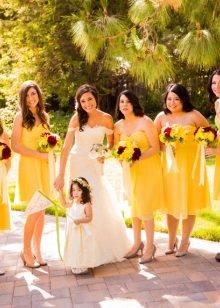 Летние подружки невесты
