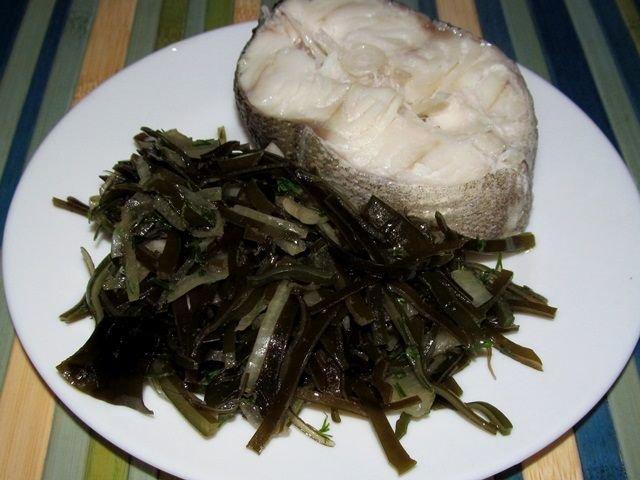 сколько по времени варить морскую капусту