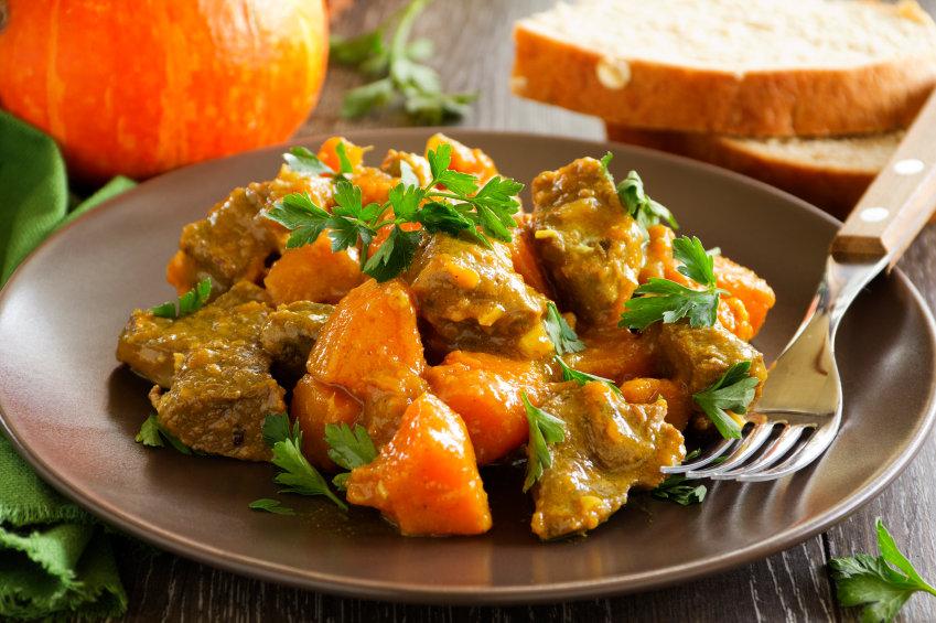 вторые блюда из тыквы фото степное разнообразие