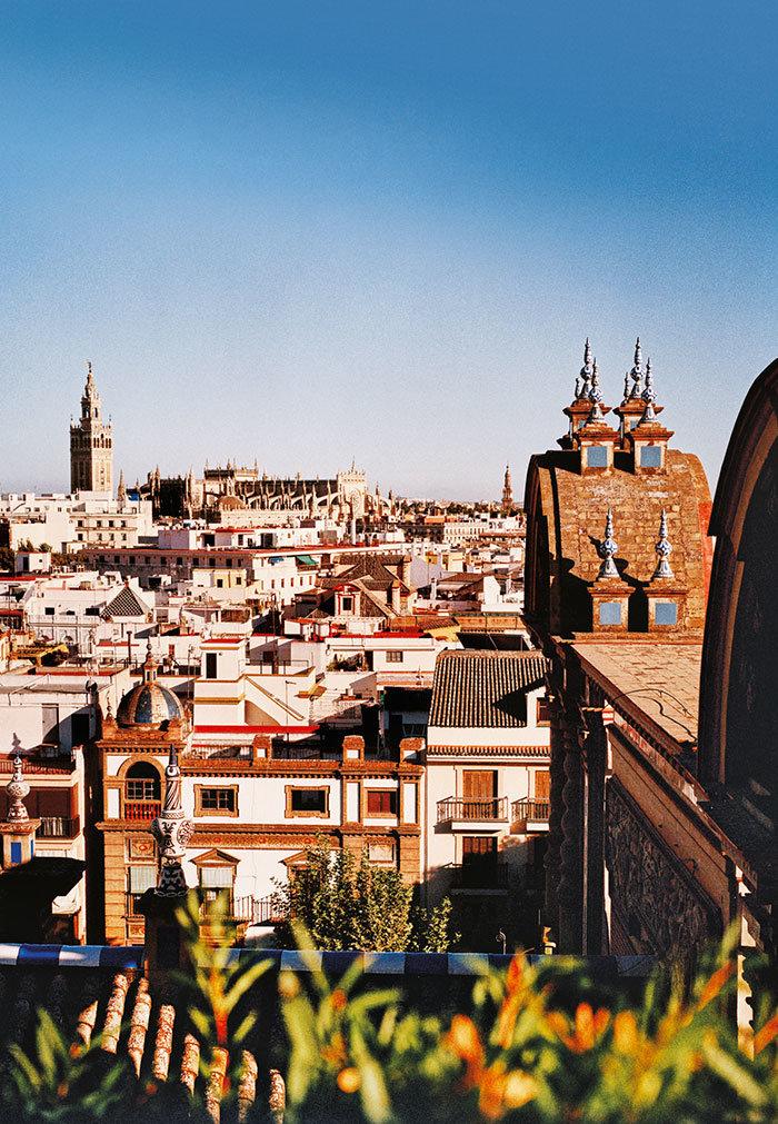 Новые места в испанской Севилье — Вокруг Мира