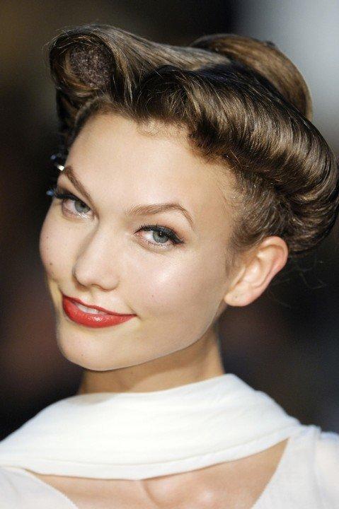 макияж в стиле 40-х годов