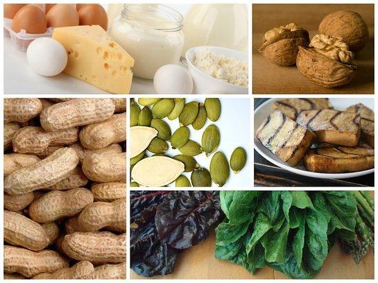 продукты необходимые человеку для здорового питания