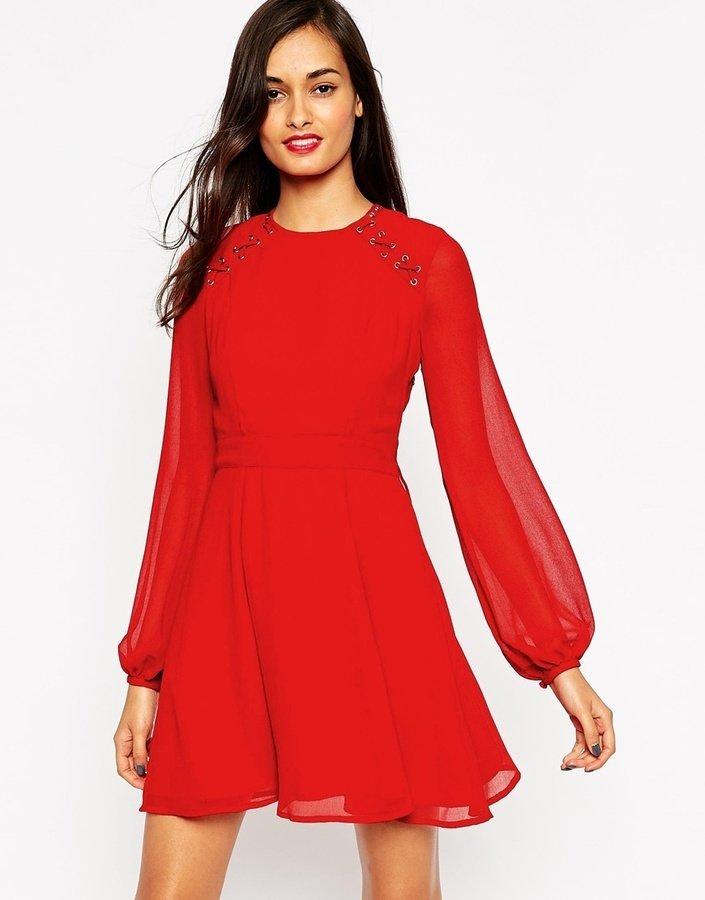 Платье из шифона Шифоновое платье в интернет