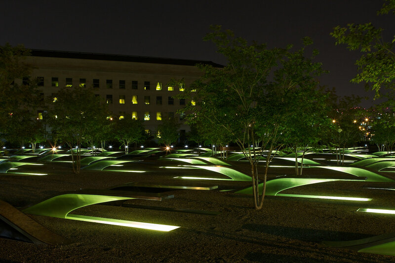 Мемориал Пентагона. Вашингтон