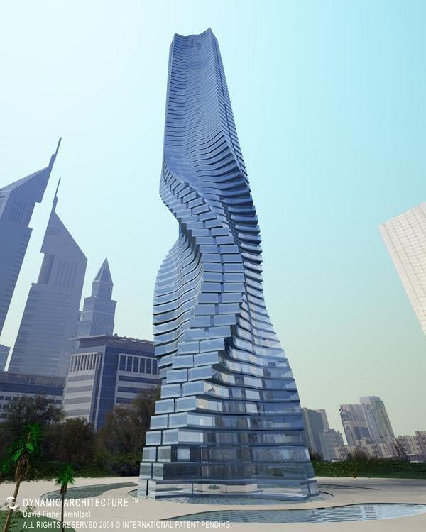 Современная архитектура Дубая