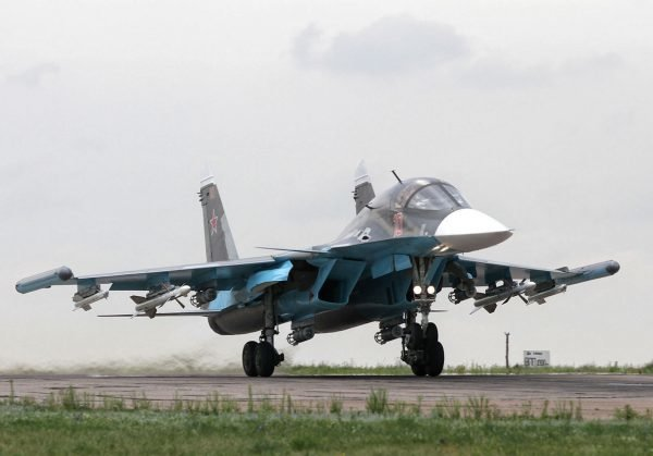 Су-34 лучший в мире истребитель видео