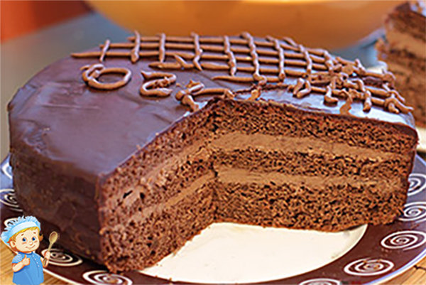 Рецепт торта прага классический с фото
