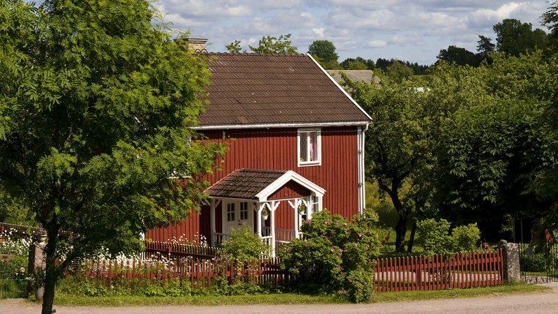 Частный домик в Швеции