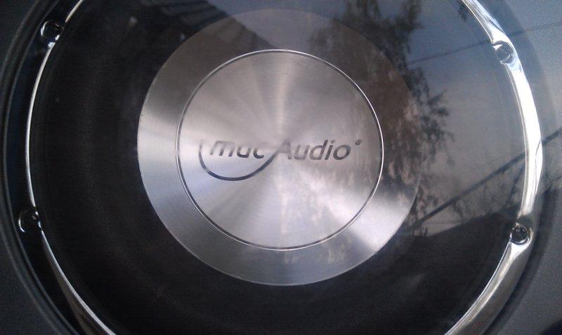 Сабвуфер в авто Mac Audio Ice Fire