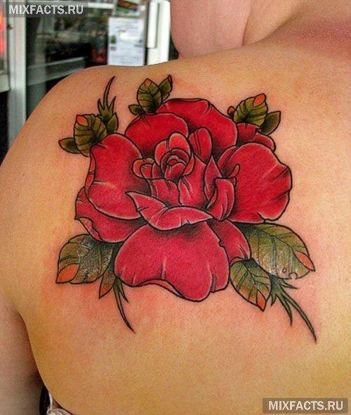 что означает тату роза проститутка