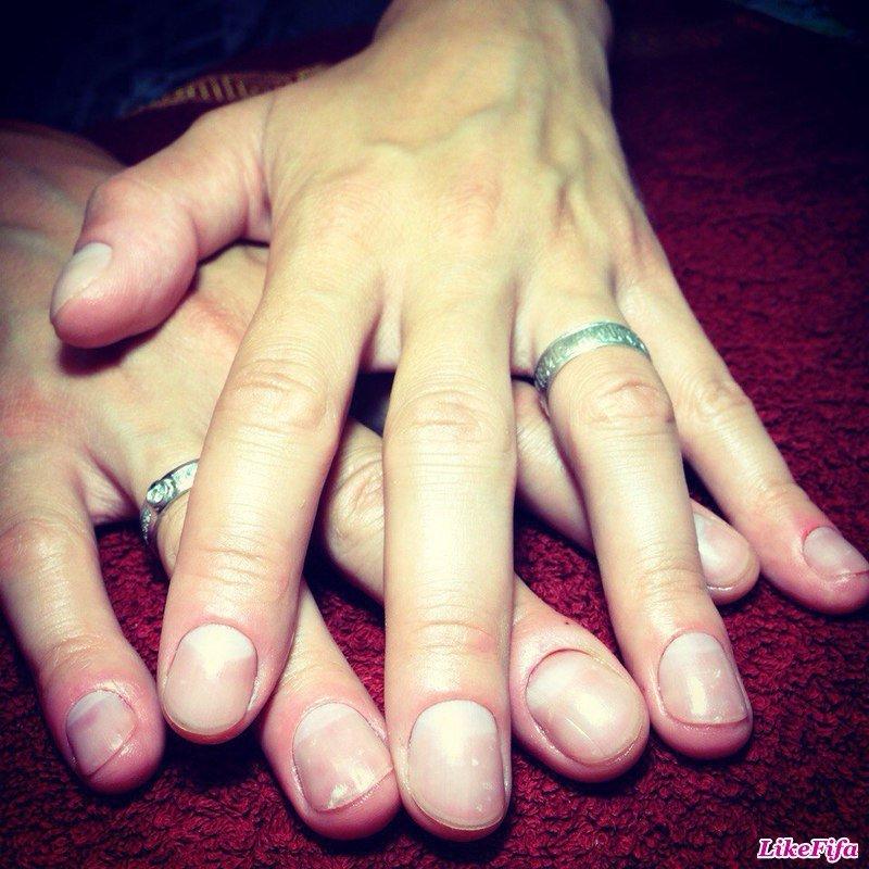 Форма ногтей у мужчин фото