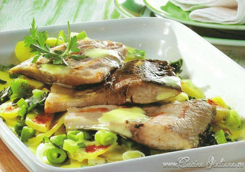 Рыба голец рецепты приготовления с фото