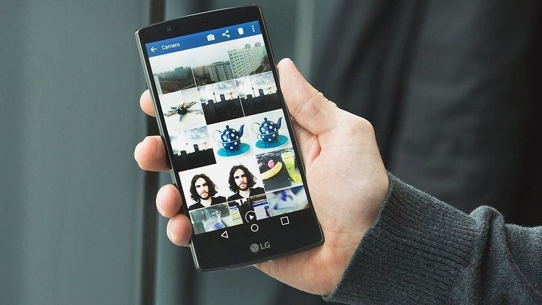 Удалять или переносить фотографии и видео