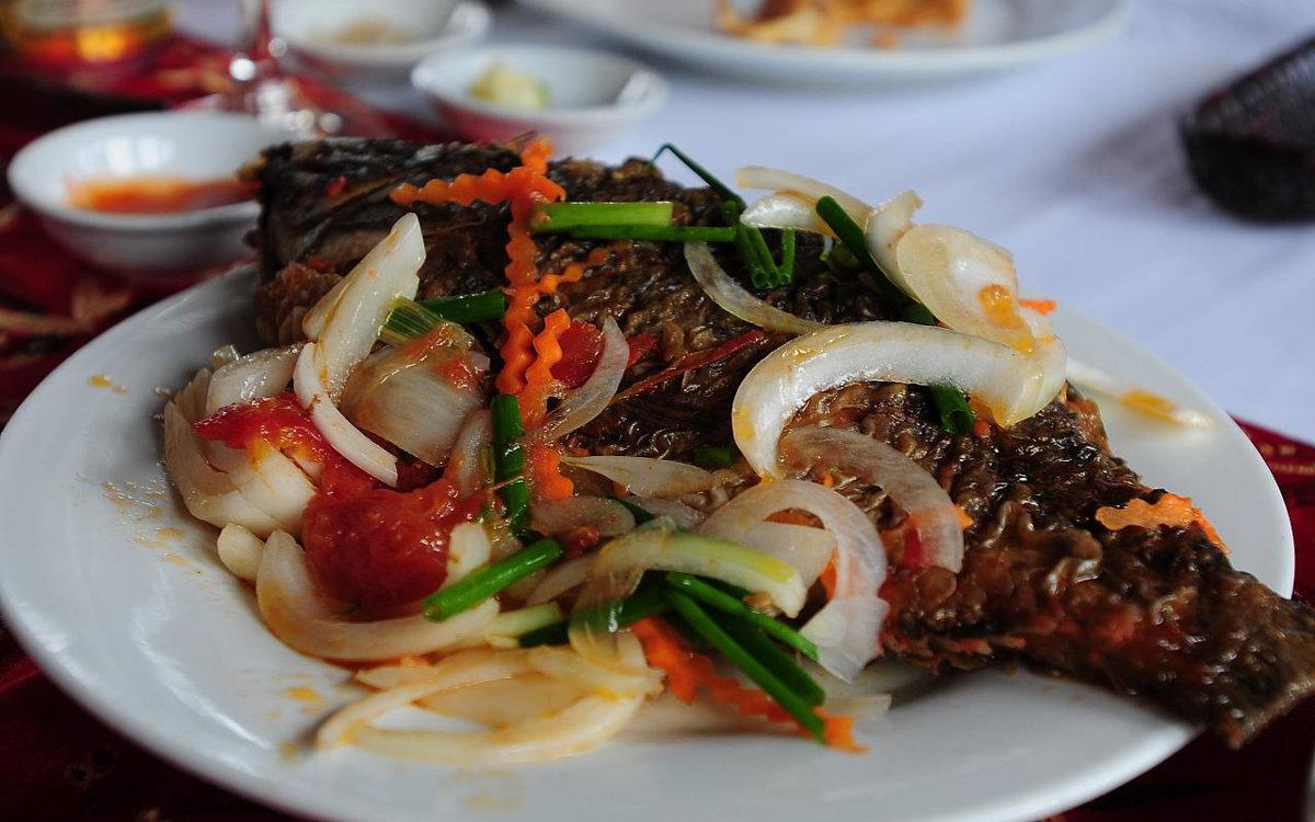 Картинке по вьетнамской кухне