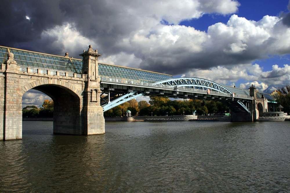 мостов с фото названиями москвы