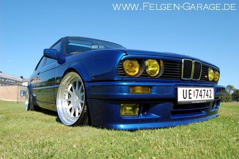 Диски широкие на BMW
