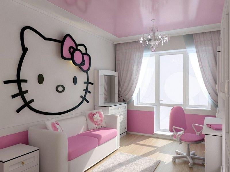 Дизайн комнат с картинками