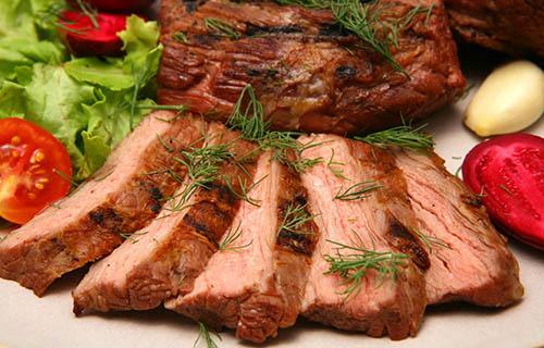 Изысканные блюда из мяса