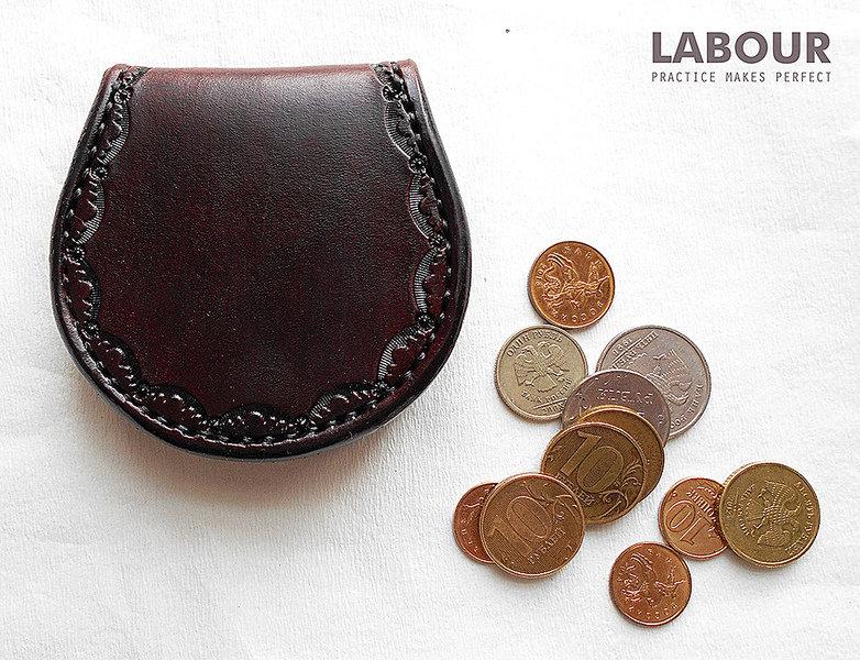 Монетницы кожаные своими руками фото