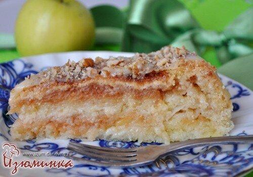 рецепт сухого пирога
