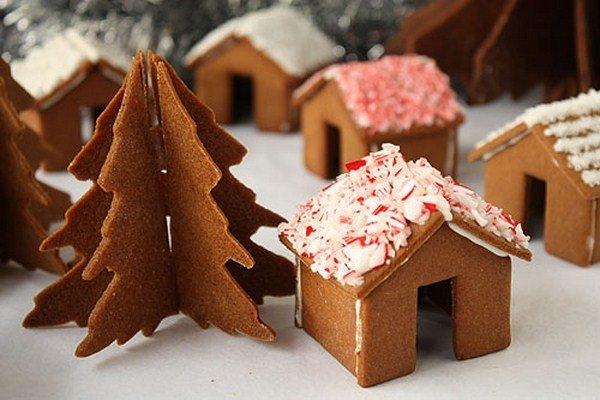 печенье домик рецепт фото