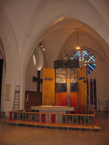 кафедральный собор векшё