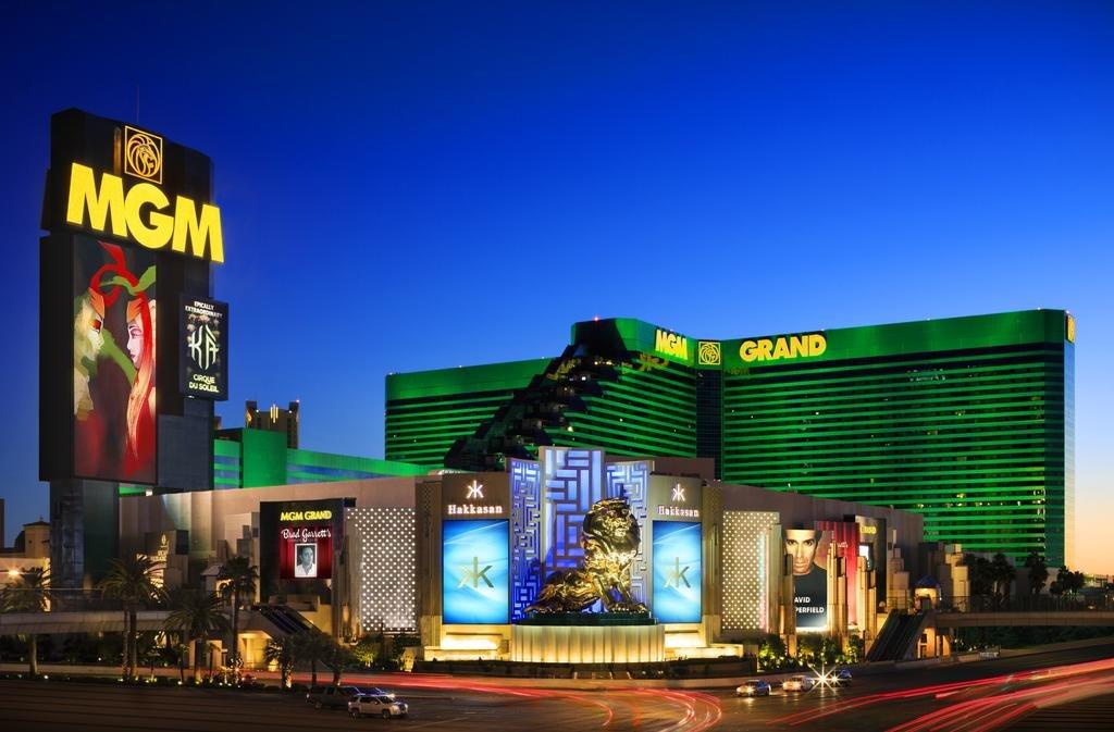 официальный сайт казино mgm grand las vegas