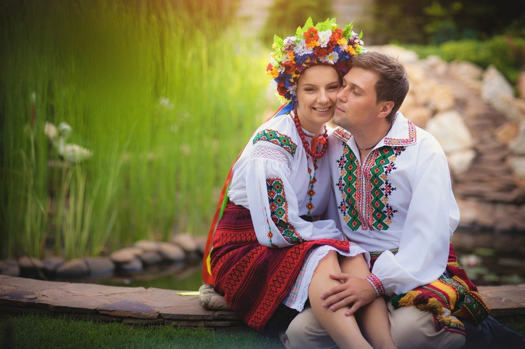 Красивая украинская пара, фото свежее красивые бляди порно